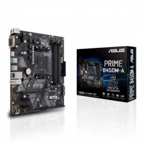 PLACA BASE AM4 ASUS PRIME B450M-A II MATX/USB 3.1/HDMI/DVI 1