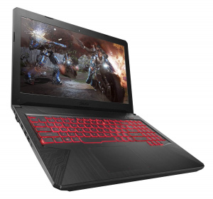 PORTATIL GAMING ASUS FX504GM I7-8750H/8G/256SSD/GTX1060/15/W10 1