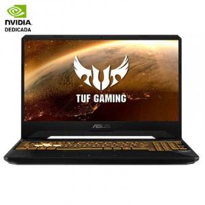 PORTATIL GAMING ASUS FX505DT AMD R7-3750H/16G/512SSD/GTX1650/1 1