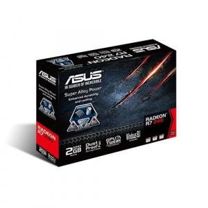 SVGA ATI RADEON ASUS R7 240 2GB/DDR3/HDMI/DVI/VGA 1