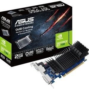 SVGA GEFORCE ASUS GT730 SL 2GD5-BRK/HDMI/DVI 1