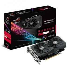 SVGA ATI RADEON ASUS RX470-4G GAMING 4GB GDDR5 DVI 1
