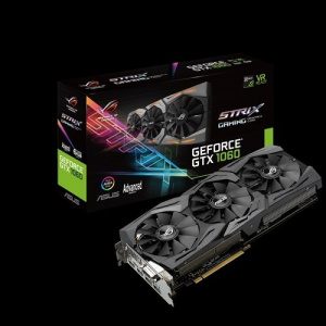 SVGA GEFORCE ASUS STRIX GTX1060-A6G GAMING 1