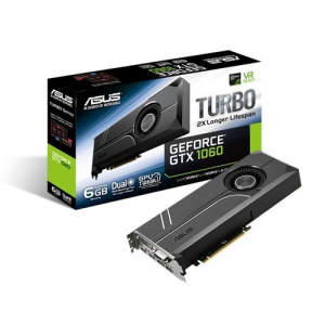 SVGA GEFORCE ASUS TURBO-GTX1060-6G 1