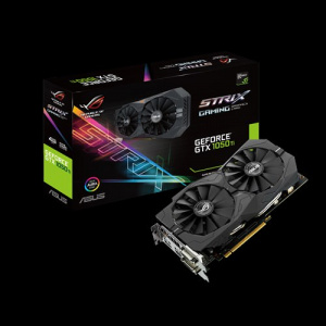 SVGA GEFORCE ASUS STRIX-GTX1050TI-4G-GAMING GDDR5 1