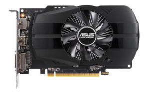 SVGA AMD ASUS PH-RX550-4G-EVO GDDR5 DVI/HDMI/DPORT 1