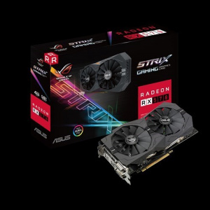 SVGA AMD ASUS STRIX RX570-4G GAMING 4GB GDDR5 1