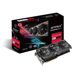 SVGA AMD ASUS DUAL RX 580-T8G 8GB DDR5 1
