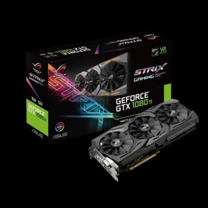 SVGA GEFORCE ASUS ROG STRIX GTX1080TI -11G-GAMING 1