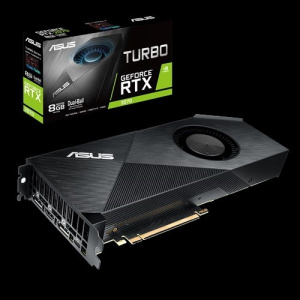 SVGA GEFORCE ASUS TURBO RTX2070-8G 8GB GDDR6 1