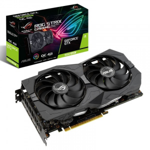 SVGA GEFORCE ASUS ROG-STRIX-GTX1650S-O4G-GAMING 1