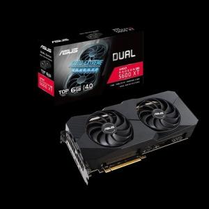 SVGA AMD ASUS TUF 3-RX5600XT-T6G-EVO-GAMING 1
