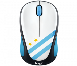 RATON LOGITECH M238 WORLD CUP EDITION ARGENTINA 1