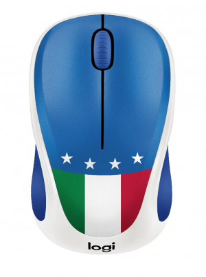 RATON LOGITECH M238 WORLD CUP EDITION ITALIA 1