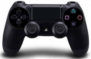 MANDO PS4 DUAL SHOCK 4 NEGRO V2 1