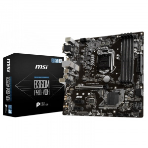 PLACA BASE 1151 MSI B360M PRO-VDH MATX/DDR4 1