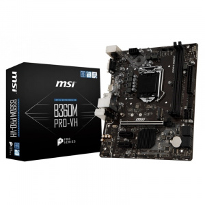 PLACA BASE 1151 MSI B360M PRO-VH MATX/DDR4 1