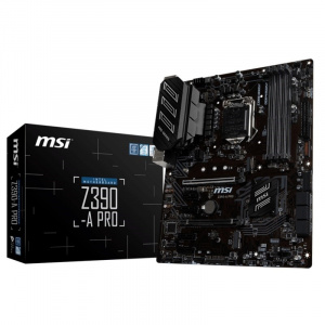 PLACA BASE 1151 MSI Z390-A PRO  ATX/DDR4/USB 3.1 1
