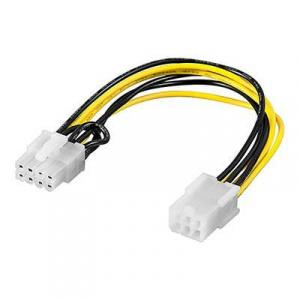 CABLE ADAPTADOR ALIMENTACIÓN PCI EXPRESS 6PIN/8PIN 1