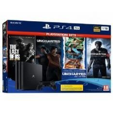 CONS. PS4 PRO 1TB + PACK HITS UNCHARTED 1