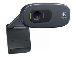 WEBCAM LOGITECH C270 HD NEGRA 1