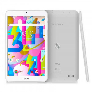 "TABLET SPC LIGHTYEAR 8"" 3/32 BLANCO 1"
