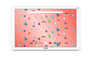 "TABLET SPC HEAVEN 10.1"" IPS BT QC1.3A53/2G/64G/A6. 5"