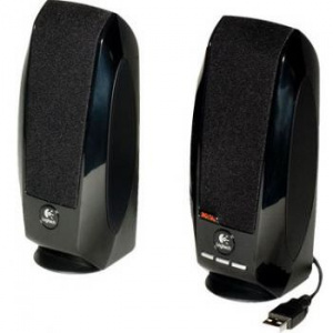 ALTAVOCES LOGITECH S-150 BLACK OEM 2.0 USB 1