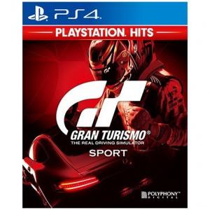 JUEGO PS4 GRAN TURISMO SPORT 1