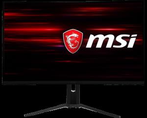 "MONITOR GAMING 31.5"" MSI MAG321 CURVO 4K 60HZ 1"