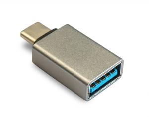 ADAPTADOR OTG 3GO USB-AF A TYPE-C 3.0 1