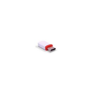 ADAPTADOR 3GO MICRO USB-H A USB TYPE-C 2.0 1