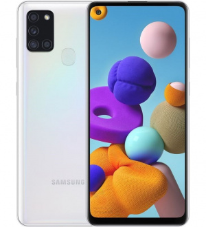 "TELEFONO MOVIL SAMSUNG GALAXY A41 BLANCO 6.1""/OC2/4GB/64GB 1"