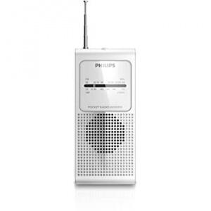 RADIO AM/FM PHILIPS AE1500 BLANCO 1