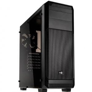 CAJA AEROCOOL AERO300 BLACK 2-USB 2.0 1-USB3.0 6B 1