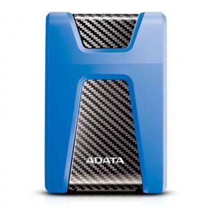 DISCO DURO EXTERNO 2TB  ADATA HD650 USB 3.0 AZUL 1