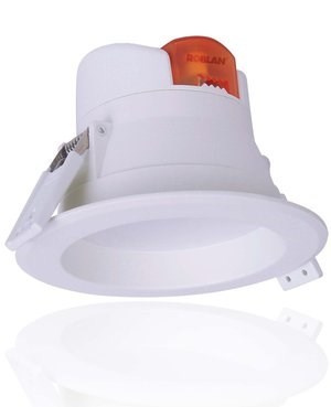 LED DOWNLIGHT ROBLAN 25W 2550LM/6000K/BLANCO 1