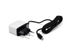 CARGADOR 5V CASA A MICRO USB 2A 1.5M 3GO 1