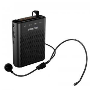 AMPLIFICADOR PORTATIL FONESTAR USB/MICROSD/MP3 1