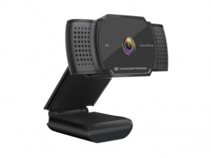 WEBCAM 2K CONCEPTRONIC USB 5MPIX 1