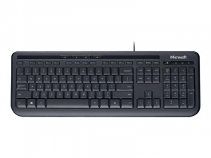 TECLADO MICROSOFT MULTIMEDIA WK600 USB 1