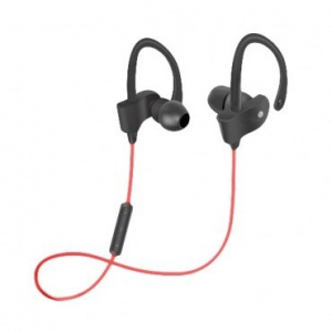 AURICULARES WOXTER AIRBEAT BT-9 ROJOS 1