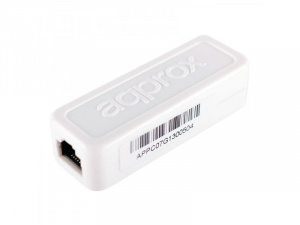 ADAPTADOR USB 3.0/ETH. APPROX GIGABIT 1