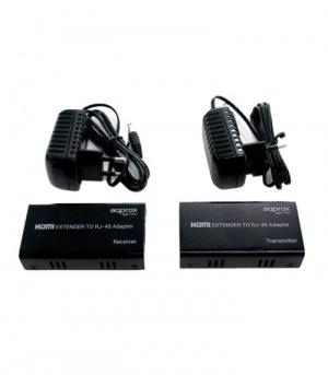 HDMI EXTENDER APPROX BT RJ45 5E/6 (50 METERS) EDID 1