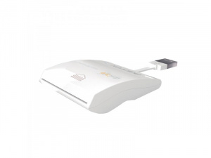 LECTOR EXTERNO USB DNI APPROX BLANCO 1