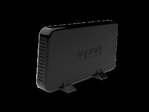"""CAJA EXTERNA HDD 3.5"""" SATA-USB 2.0 APPROX NEGRA 1"""