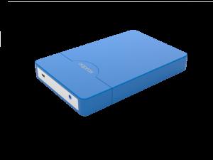 """CAJA EXTERNA HDD 2.5"""" SATA-USB 2.0 APPROX AZUL 1"""