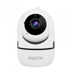 CAMARA IP WIFI APPROX HD 1.0/360º/NIGHT/P2P/SD 1
