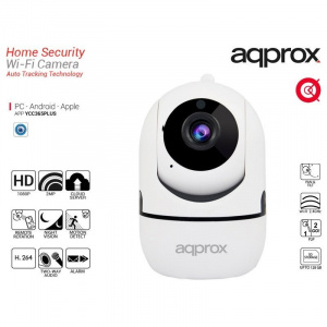 CAMARA IP WIFI APPROX HD 360 1