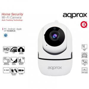 CAMARA IP WIFI APPROX HD 360 1